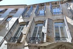 DSC_0199_445 (FyP-55) Tags: bziers france facade volet front shutter