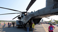 Tailgate (blazer8696) Tags: 2016 dragon ecw kswf mh53e ny navy newwindsor newyork swf sea seadragon stewart stewartterrace t2016 usa usn unitedstates air airshow helicopter show 05 164766 hm15 img1646 tb