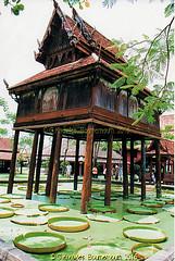The Scripture Repository in the Ancient City, Muang Boran, Samut Prakan Provimce, Thailand. (samurai2565) Tags: samutprakan samutprakanprovince thailand ancientsiam ancientcity muangboran sukhumvitroad bangkok lekviriyaphant bangpu