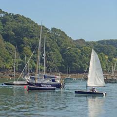 Boats at St Mawes (Tim Green aka atoach) Tags: stmawes cornwall