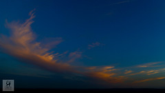 Clouds at Sunset above the Wirral (Chimera Photographic) Tags: cloud sunset photography photographer chimeraphotographic