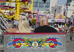 D7K_8542_ep (Eric.Parker) Tags: cne 2016 canadiannationalexhibition fair fairgrounds rides ferris merrygoround carousel toronto fairground midway6 midway funfair