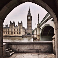 Big Ben (Bashir Towers) Tags: parliament uk cityscape travel fujixt1 fuji frame arch river thames clock tower westminster westminsterbridge london bigben