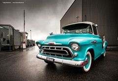 1957 Chevrolet 3200 (Dejan Marinkovic Photography) Tags: chevrolet chevy truck pickup pick up classic american 3200 chrome
