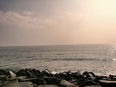(jerejed17) Tags: sea india pondicherry puducherry calm