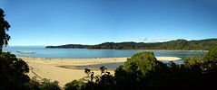 Abel Tasman National Park (Marco Hamersma) Tags: abeltasman abeltasmannationalpark landscape nature newzealand panorama