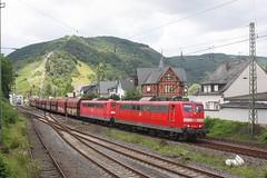 151-012-2 in Boppard 05-08-2016 (roestkrabber_hz) Tags: 1510122 151 db bahn eisenbahn trains rails