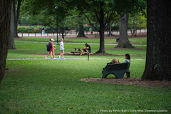 Week in Photos - 079 (Ole Miss - University of Mississippi) Tags: 2016 skb2897 grove bench green summer students people populated welcomeweek university ms usa