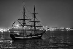 Tall ship on the Mersey (saile69) Tags: tallship ship mersey rivermersey liverpool tv poldark phoenix