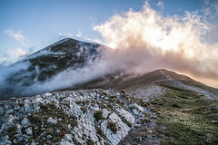 Monte Vettore (GC Production) Tags: mountain italy vettore trekking nature clouds landscape colors canon 5d adventure