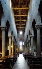 Pistoia - Sant'Andrea (Martin M. Miles) Tags: pistoia santandrea lombard longobard viafrancigena nave tuscany toscana toskana italy