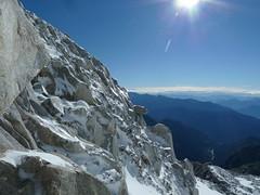 Car Alto - Cresta Est (Alan De Slucca) Tags: caralto dolomiti trentino visittrentino trentinodavivere ghiaccio ice climbing alpinism alpinismo rocks roccia cresta