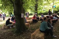 08 listening to the music (Margaret Stranks) Tags: hiddensqu4reminifestival colnstaldwyns gloucestershire uk fundraiser charity harambeeschoolskenya