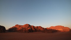 IMG_1925 (sheepman) Tags: wadirum jeep sunset