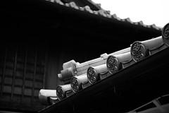 20160917 Ise 5 (BONGURI) Tags:    jp bw monochrome oharaimachi  oharamachi akafuku  roofingtile   shrine sintoshrine  isejingu jingu   naiku  koutaijingu  tenshokoutaijingu  amaterasimasusumeoomikami  ise  mie  nikon df afsnikkor2485mmf3545gedvr