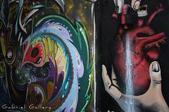 Hearth graffiti (Gabri & Photograph) Tags: london camden graffiti hearth colorfull