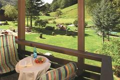AKZENT Hotel Lawine_Todtnau_Zimmer mit Balkon (AKZENT Hotels e.V.) Tags: hotel todtnau hotelzimmer balkon akzenthotellawine ausblick