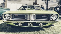 North West Vintage Rally (Ollie Smith Photography) Tags: vintage rally northwest halton cheshire widnes nikon d7200 lightroom sigma1750 car classiccars plymouth cuda