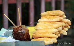 Bnh M [ Bread with mixed beef] (pinnee.) Tags: food foods danang centralvietnam mykhebeach mintrung southcentralcoast vietnamesecuisines foodsindanang