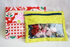 pouch35 (sewinluv) Tags: bag pouch clutch clearbag