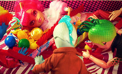 ...Candy!! (BratzBoi) Tags: horrorhigh bratzboi monsterhigh