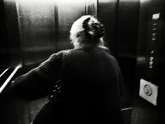 Getting Darker (Yves Roy) Tags: street city shadow urban blackandwhite bw black contrast dark austria blackwhite raw moody darkness noiretblanc 28mm snap fav20 nana gloom yr enigmatic fav10 ricohgrd blackwhitephotos grdiii bureboke yvesroy yrphotography
