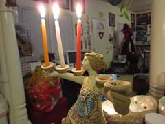 Menorah (moonlightbulb) Tags: chanukah hanukkah menorah hanukkiah chanuka