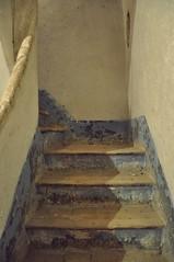 . (Guacimara Auyanet) Tags: blue azul steps escalera ladder peldaos