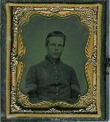 Soldier Boy (ilgunmkr - Thanks for 4,000,000+ Views) Tags: soldier military civilwar tintype 19thplate