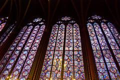 Sainte-Chapelle - Rose Windows (john weiss) Tags: paris france geotagged îledefrance 75004 fra saintechapelle 18200vr d80 labm labc virtualjourney ãledefrance geo:lat=4885537636 geo:lon=234502852 virtualjourney2 2011paris5358