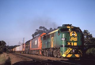 963 Melbourne bound