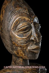 SongyeFigure002d (African Tribal Creations) Tags: wood art mask antique african tribal carving figure congo stool drc creations songe handcarved democraticrepublicofcongo songye wasonga songhay basonge bassongo basongye bayembe
