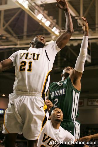 VCU vs. Tulane