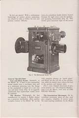 Motiograph Inc Chicago USA 35mm Movie projector (Tom A. Wilson) Tags: usa chicago 35mm movie projector inc motiograph