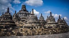 Храм Боробудур