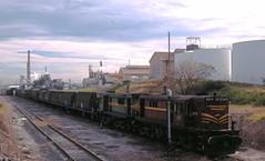 Botany Yard (highplains68) Tags: sydney australia class nsw newsouthwales aus 48 ici freighttrain 4820 matraville 4836 oldbotanyyard