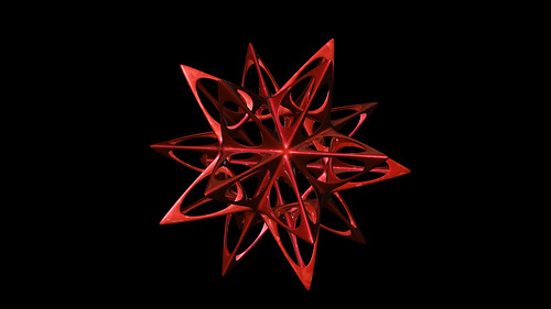 "Spiky icosahedron • <a style=""font-size:0.8em;"" href=""http://www.flickr.com/photos/30735181@N00/8323130071/"" target=""_blank"">View on Flickr</a>"