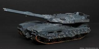 M61A5 Semovente - FIN 10 by Judson Weinsheimer