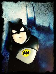 BATMAN (Baci di Fimo) Tags: dark fimo baci batman knight