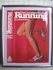 Jim Fixx Running + floss