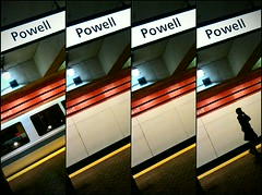 Platform 1, Powell BART, Downtown San Francisco, January 1, 2013 (/\/\ichael Patric|{) Tags: sf sanfrancisco california man northerncalifornia train underground downtown publictransit publictransportation bart january rail tunnel transit sanfranciscobayarea powell sfbayarea masstransit marketstreet subterranean westcoast downtownsanfrancisco newyearsday westbay masstransportation bayarearapidtransit sanfranciscocounty michaelpatrick heavyrail 2013 quadriptych cityandcountyofsanfrancisco address:city=sanfrancisco sanfranciscocityandcounty address:continent=northamerica address:country=unitedstatesofamerica address:state=california marketstreetsubway address:postalcode=94102 address:street=marketstreet january2013 actionsnap flickrandroidapp:filter=none
