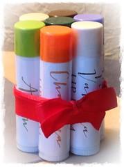 Balmy Day (GreatBlueHeron) Tags: cosmetics gifts christmas holidays handmade color kindness thanks lip balm