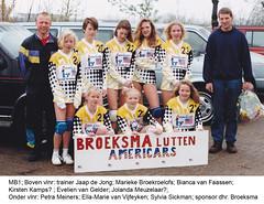 1990-91 Meisjes B1