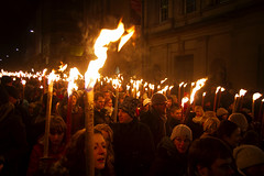 Torchlight Procession (Salva Coll) Tags: