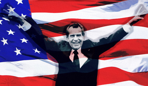 From flickr.com: American Nixon {MID-205021}