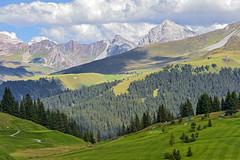 Arosa landscape II
