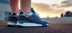 New Balance 998BD 'Blue Denim' (Richfromthefuture) Tags: new blue usa running sneakers made sneaker denim runners balance bd madeinusa newbalance freaker 998