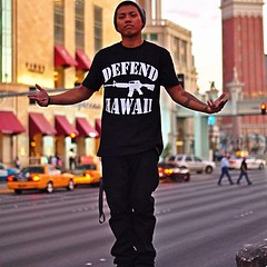 """#HawaiiHipHops @Bombz808 rocking the OG AR-15 Defend T. Mahalo Ohana! Keep doing what you do! • <a style=""""font-size:0.8em;"""" href=""""http://www.flickr.com/photos/89357024@N05/8348117090/"""" target=""""_blank"""">View on Flickr</a>"""