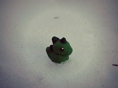"""""""In This World, There Is A Place For Everybody. Some People Just Have To Search A Little Bit Longer."""" (•Caboose•) Tags: world people 3 snow green out outside for this is video doors place dino dinosaur little o d ninja edited c small some everybody have just creation clay tiny there unicorn sparkly epic bit longer tutorial poptart polymer seach picmonkey"""