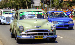 Summernat 25 - Shannon's City cruise (Anna Calvert Photography) Tags: road cars australia vehicles canberra hdr summernats carfestival summernats25 shannonscitycruise
